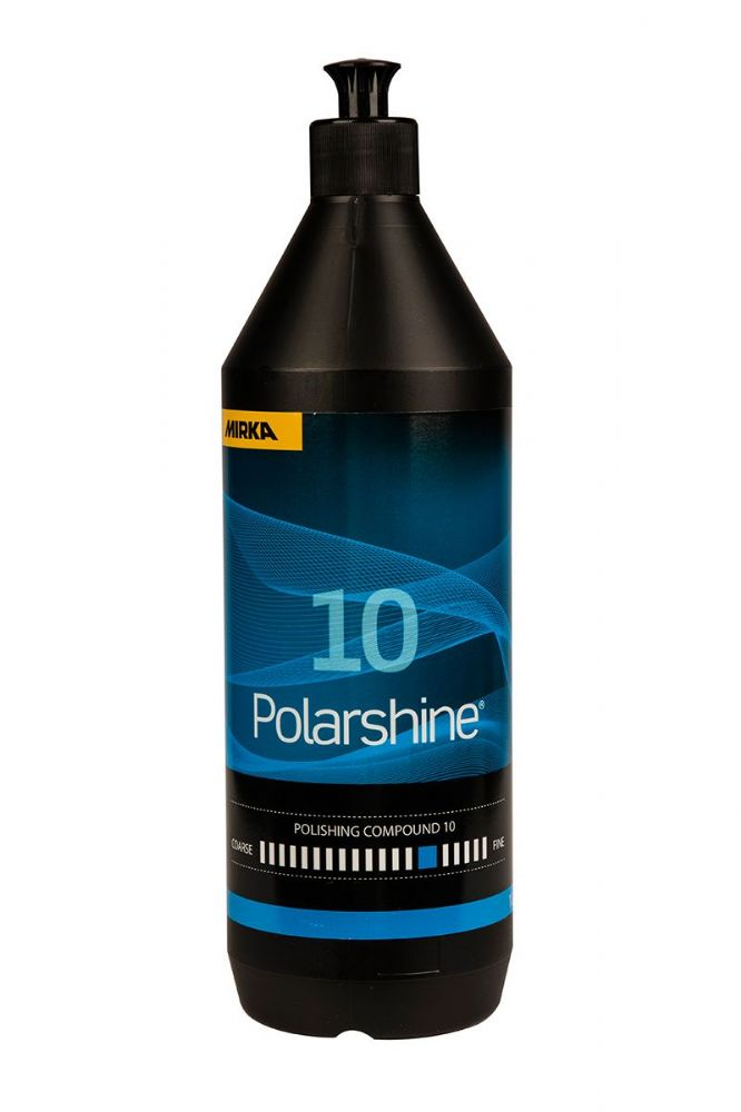 Mirka Polarshine 10 Polishing Compound